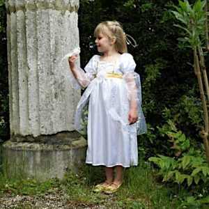 Angel Girls nativity dress up costume