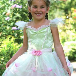 Apple Blossom fairy girls dress up clothes uk