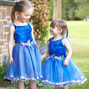 Flower Fairy Girls dress up clothes uk