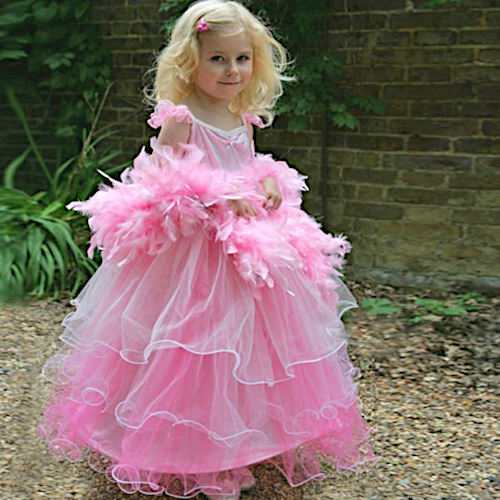 Frilly Milly dress up for girls by Kidup