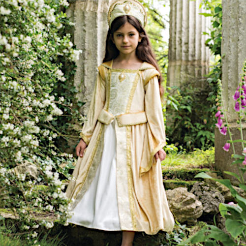Regal Countess girl dress up clothes