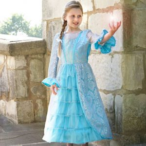 Azure mist princess girls dress up clothes
